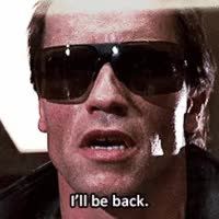 Watch and share Terminator Ill Be Back GIFs on Gfycat