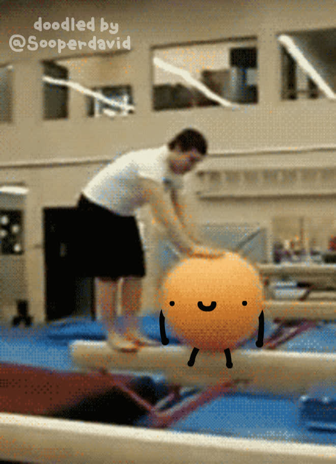 reallifedoodles, gym pals GIFs