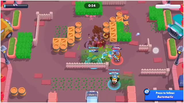 Watch and share Brawl Stars GIFs and Borisbeast GIFs by Brawl Stars Up on Gfycat
