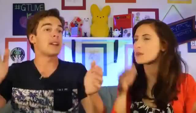 Watch GTLive: BATTLE OF THE BRAINS! | Kahoot! Rematch GIF on Gfycat. Discover more related GIFs on Gfycat