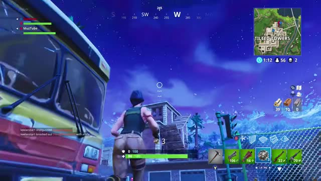 Watch this GIF by Gamer DVR (@xboxdvr) on Gfycat. Discover more FortniteBattleRoyale, MuzTube, xbox, xbox dvr, xbox one GIFs on Gfycat