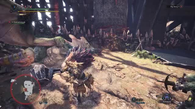 Watch Smash GIF by Triple (@pia8988) on Gfycat. Discover more monsterhunterworld GIFs on Gfycat
