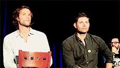 Watch and share Jared Padalecki GIFs and These Dorks <3 GIFs on Gfycat