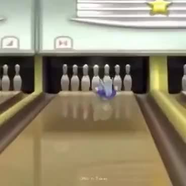 Watch and share Wii Bowling! GIFs on Gfycat