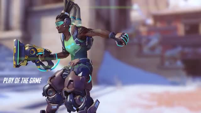 Watch and share Overwatch GIFs and Lucio GIFs by Royalty on Gfycat