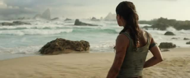Watch and share Tomb Raider Movie GIFs by Tomb Raider on Gfycat