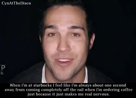 Watch and share Fall Out Boy GIFs and Pete Wentz GIFs on Gfycat