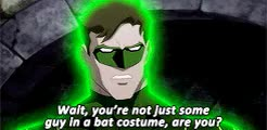 Watch this green lantern GIF on Gfycat. Discover more batman, batmanedit, bruce wayne, bruce: ( Í¡° ͜ʖ Í¡°), bruce: ( í¡° íœê– í¡°), dcedit, gif:jlw, green lantern, hal jordan, hankmccoys, jledit, justice league, justice league war, mygif, plus GIFs on Gfycat