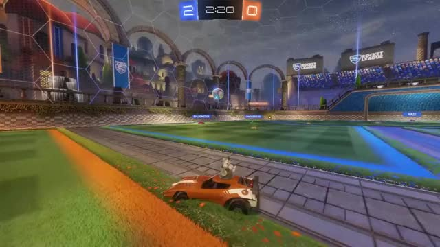 Watch and share Rocket League GIFs and Dribble GIFs by ajoddo20 on Gfycat