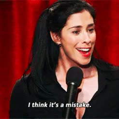 Watch and share Sarah Silverman GIFs and Wrong GIFs on Gfycat