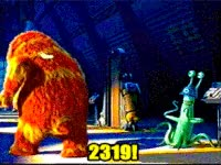 Watch and share 2319, Monsters Inc, Sock, Alarm GIFs on Gfycat