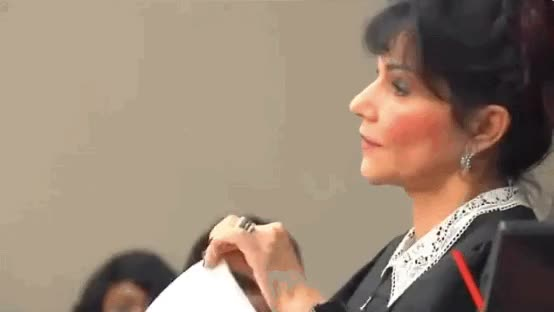 Watch this trending GIF by Unsurprised (@unsurprised) on Gfycat. Discover more Judge Aquilina, Judge Rosemarie Aquilina, JudgeRosemarieAquilina, awesome, court, gymnastics, jude aquilina, judgeaquilina, larry nassar, larrynassar GIFs on Gfycat