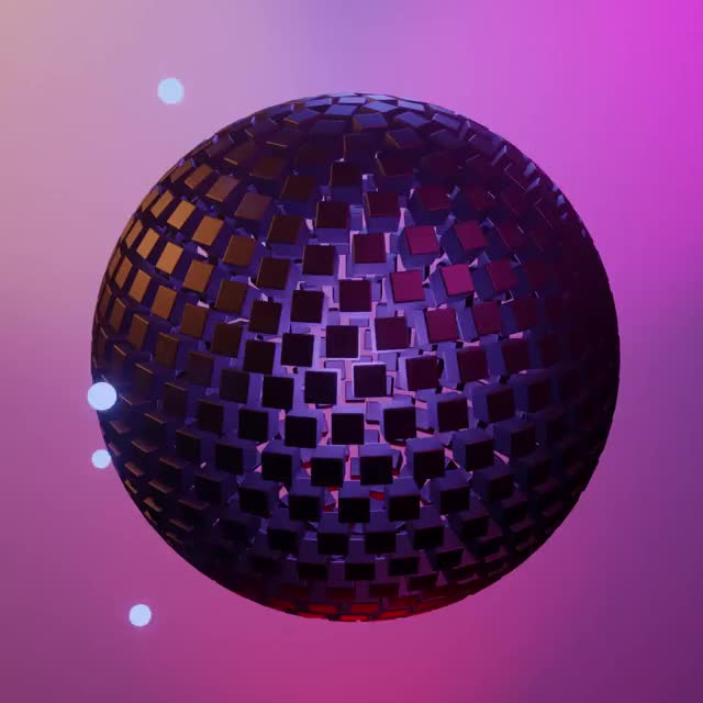 Watch and share Rotatey Sphere Atom Thing GIFs on Gfycat