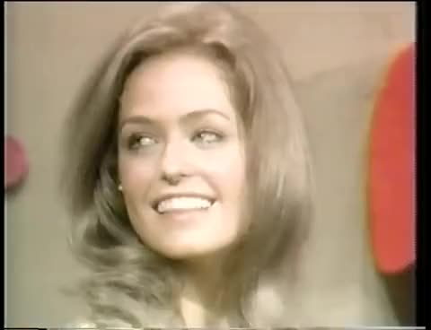 Watch Farrah Fawcett on The Dating Game 1969 GIF on Gfycat. Discover more related GIFs on Gfycat