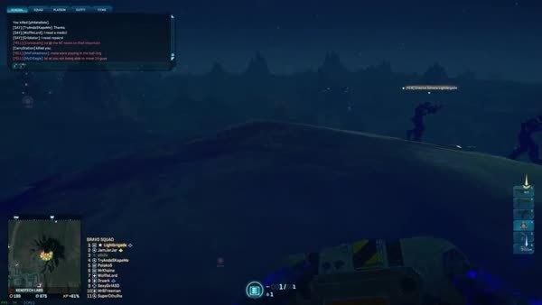 planetside, ps2cobalt, Tank Mine, meet Mr Mossie (reddit) GIFs