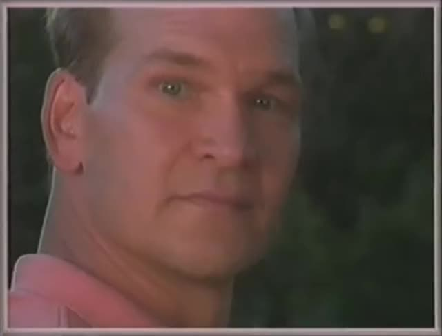 Watch and share Patrick Swayze GIFs and Celebs GIFs by Unposted on Gfycat