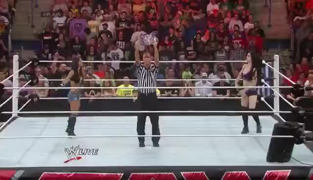 Watch AJ Lee vs Paige Rematch GIF on Gfycat. Discover more AJ Lee, Paige, Rematch GIFs on Gfycat