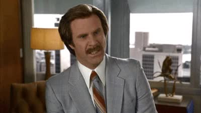 Watch and share Ron Burgundy GIFs and Fart GIFs on Gfycat