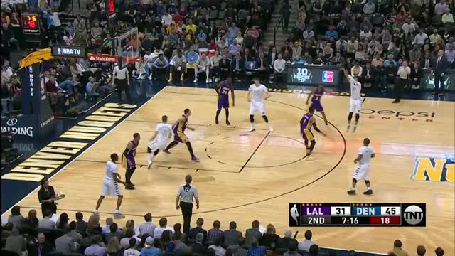 Watch Nikola Jokic sick over-the-head dime GIF by Razzball (@razzball) on Gfycat. Discover more basketball, highlights, nba GIFs on Gfycat