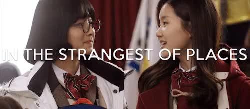 Watch ~~kpop and feminism~~ GIF on Gfycat. Discover more *drama, *seonam, ahn chae yool, jin ji hee, kang minah, look at my baby lesbian dectectives, mine, myedit, seonam detectives, seonam girls high school investigators, yoon mi do GIFs on Gfycat