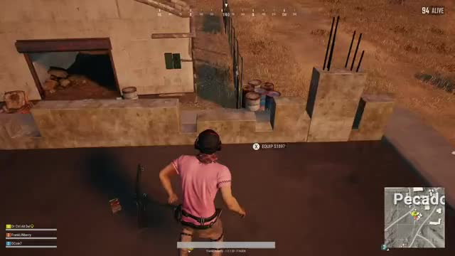 Watch this GIF by Gamer DVR (@xboxdvr) on Gfycat. Discover more FrankLINberry, PLAYERUNKNOWNSBATTLEGROUNDSFullProductRelease, xbox, xbox dvr, xbox one GIFs on Gfycat