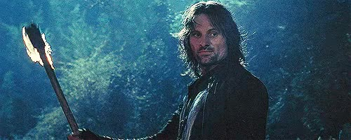 Watch and share Lord Of The Rings GIFs and Viggo Mortensen GIFs on Gfycat