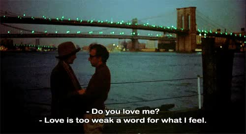 Watch and share Brooklyn Bridge GIFs and Diane Keaton GIFs on Gfycat