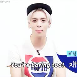 Watch and share Ask In A Box GIFs and Kim Jonghyun GIFs on Gfycat