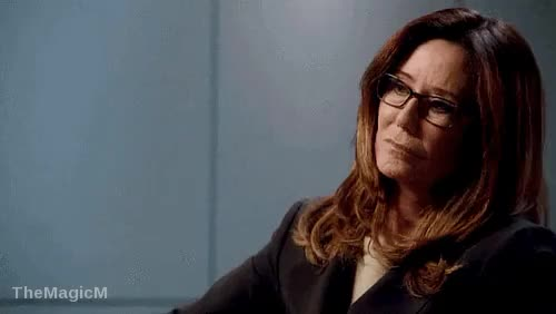 Watch and share Special Snowflake GIFs and Mary Mcdonnell GIFs on Gfycat