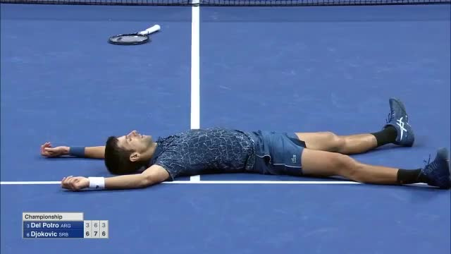 Watch and share Novak Djokovic GIFs and Exhausted GIFs by Richard Rabbat on Gfycat