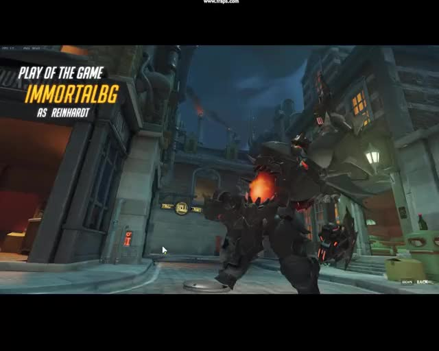 Watch Bowling GIF on Gfycat. Discover more Overwatch GIFs on Gfycat