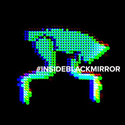 Watch and share Blackmirror GIFs and Metalhead GIFs by Applied Works on Gfycat