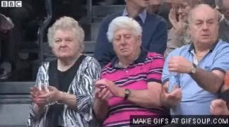 Watch and share Old People GIFs on Gfycat
