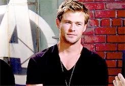 Watch and share Chris Hemsworth GIFs and Marvela GIFs on Gfycat