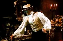 Watch this trending GIF on Gfycat. Discover more charles dance, charles dance phantom, favefilms, my thing, poto, teri polo, the phantom of the opera GIFs on Gfycat