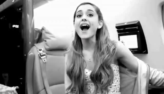 cute funny adorable, Ariana grande GIFs