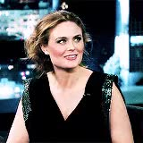 Watch and share Emily Deschanel GIFs and Bonestvedit GIFs on Gfycat