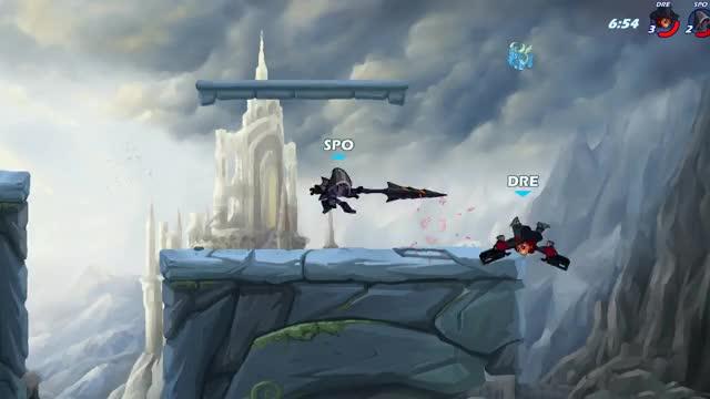 Watch and share Brawlhalla GIFs by dreamcutter on Gfycat