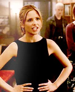 Watch and share Buffy Summers GIFs and Buffy X Tara GIFs on Gfycat