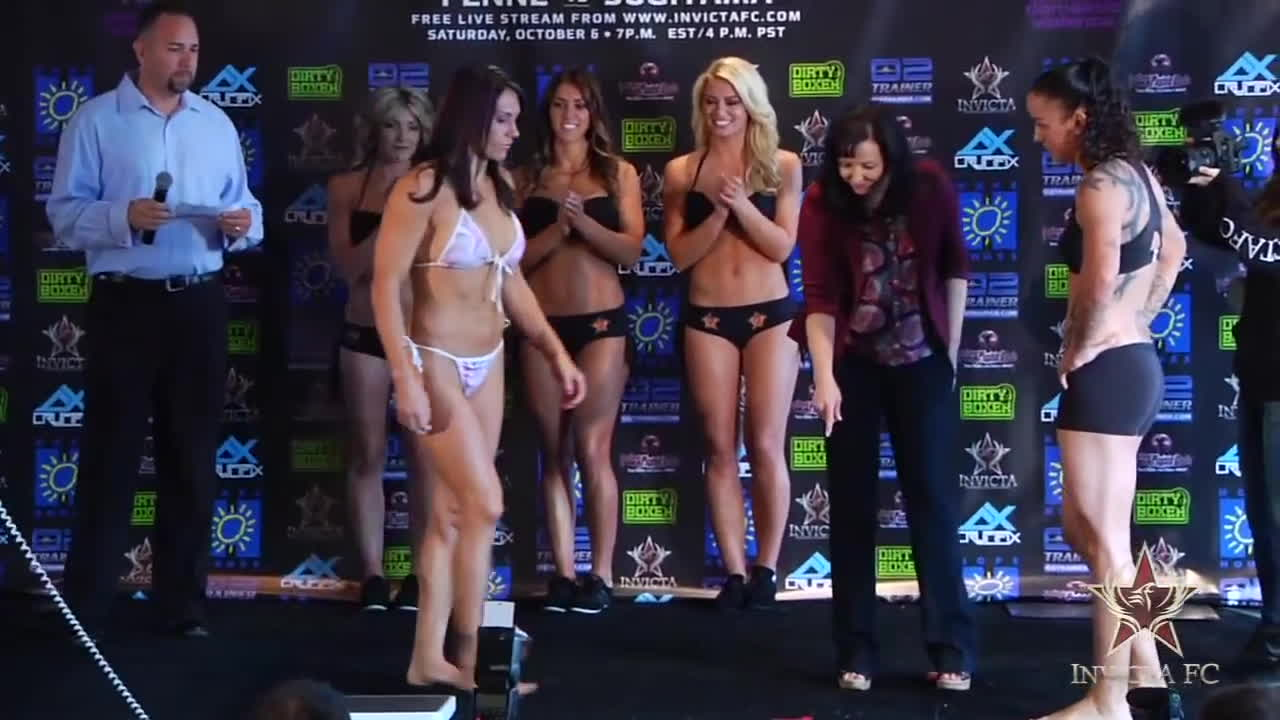 jessica penne, mma, mmababes, Alpha Milf Cat Zingano GIFs