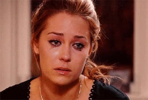 Watch and share Lauren Conrad Crying On The Hills GIFs on Gfycat