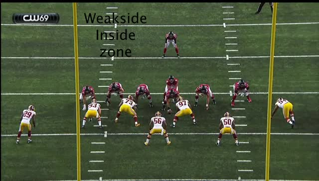 Watch and share Inside Zone Falcons Skins GIFs by Cover 1 on Gfycat