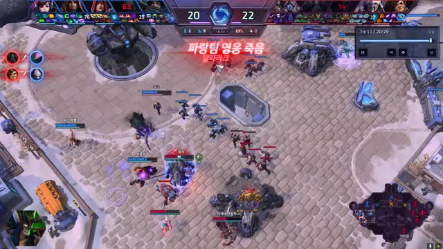 Watch and share Heroes Of The Storm 2019.04.12 - 22.23.16.01 GIFs by 안정호 on Gfycat