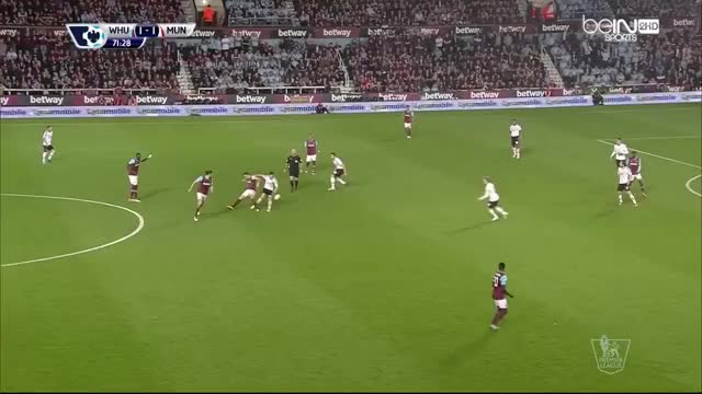 Watch and share 82 Martial (1) GIFs by mu_2015_16 on Gfycat