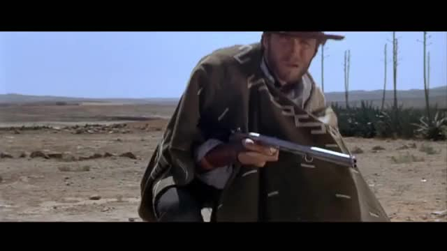 Watch and share Clint Eastwood GIFs and Final Duel GIFs on Gfycat