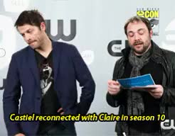 Watch and share Season 11 Spoilers GIFs and Mark Sheppard GIFs on Gfycat