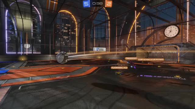Watch The Pass GIF on Gfycat. Discover more Rocket League, rocketleague GIFs on Gfycat