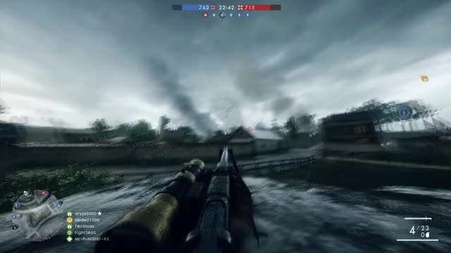 Watch and share BF1 Bomber Gunner Kill GIFs by abde21000 on Gfycat