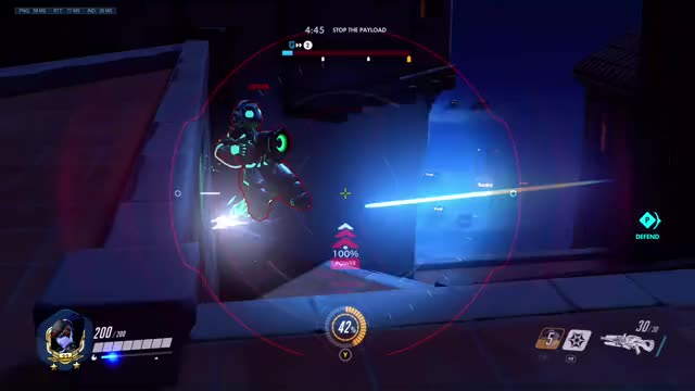 Watch this GIF by Gamer DVR (@xboxdvr) on Gfycat. Discover more OverwatchOriginsEdition, Skyrau, xbox, xbox dvr, xbox one GIFs on Gfycat