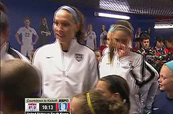 Watch and share Lauren Holiday GIFs and Grow The Game GIFs on Gfycat